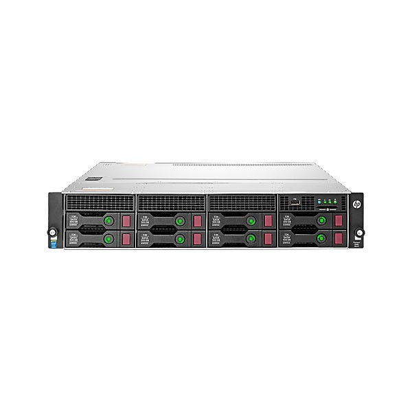 Сервер HP Proliant DL60 Gen9 E5-2609v3 Hot Plug Rack(1U)/Xeon6C 1.9GHz(15Mb)/1x8
