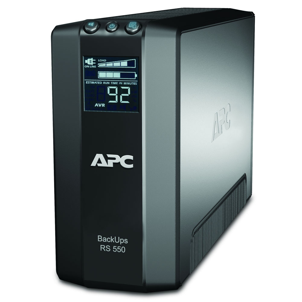 ИБП APC Back-UPS Pro Power Saving BR550GI
