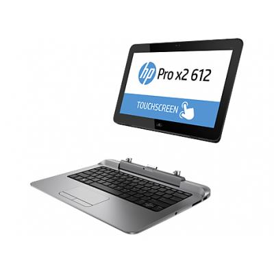 "Планшет HP Pro X2 612 12.5"", Core i5-4302Y 1.6GHz, 4GB DDR3, 180GB SSD,WiFi, Win8.1Pro(64), Keyboard (2C)+Tablet Pen"