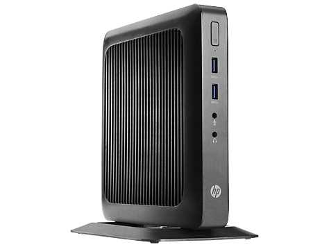 Тонкий клиент hp-t520 Flexible Series / Smart Zero Core 32-bit OS / 4GB