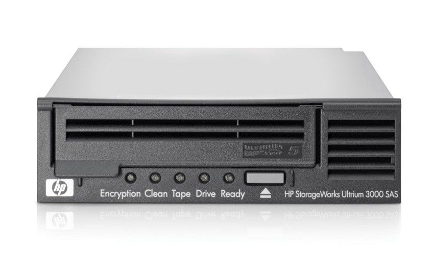 Стример HP Ultrium 3000 SAS Tape Drive, Int. (EH957B)