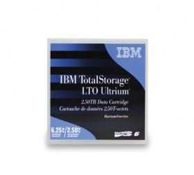 Набор картриджей Imation/IBM Ultrium LTO 6 Library 20 Pack with label, 2,5/6,25TB