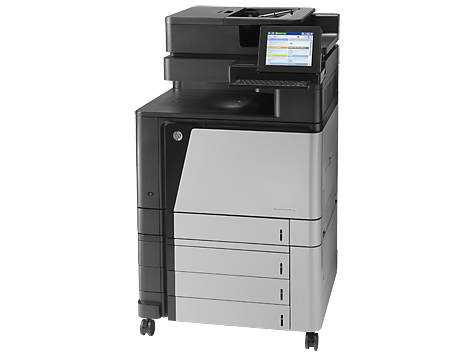 МФУ HP Color LaserJet Enterprise flow M880z