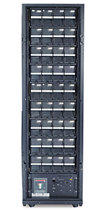 Блок распределения питания APC InfraStruXure Modular IT Power Distribution Unit w/36 Poles, MBP & Batt. Frame for 9 Modules, 400V