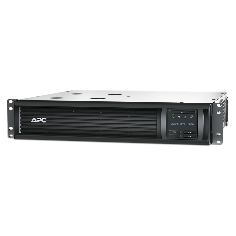 ИБП APC Smart-UPS 1000VA/700W, Line-Interactive, LCD, Out: 220-240V 8xC13 (4-Switched), SmartSlot, USB, HS User Replaceable Bat, Black, 3(2) y.war. (REP: SUA1000I)_DEMO