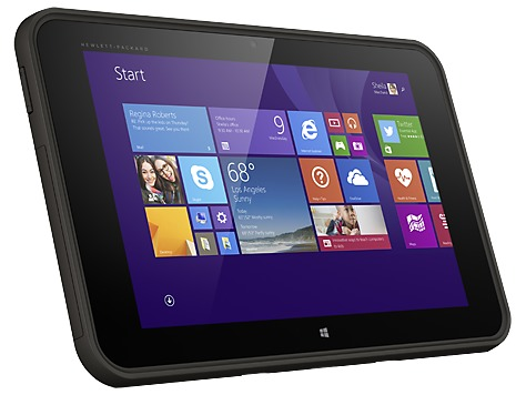 "Планшет HP Pro Tablet 10.1"" Atom Z3735F 1.3GHz, 2Gb, 32Gb, WiFi, BT, Win8.1(32)Bing+Stylus"