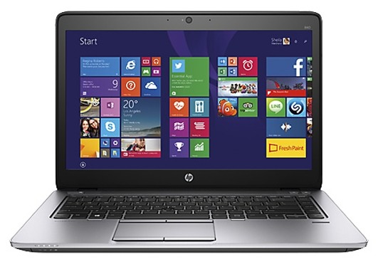 "Ноутбук HP ZBook 14"" 2.3GHz, 4GB,1TB,AMD FirePro M4150, Win7Pro(64)+Win8Pro(64)"