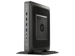 Тонкий клиент HP t620 Dual Core/4GB/wireless bna Linux 32bit OS