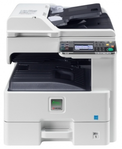 МФУ Kyocera M6030CDN (А4, 30 ppm, 600 dpi, 1024 Mb, USB 2.0, Network, дуплекс, автоподатчик, пусковой комплект)