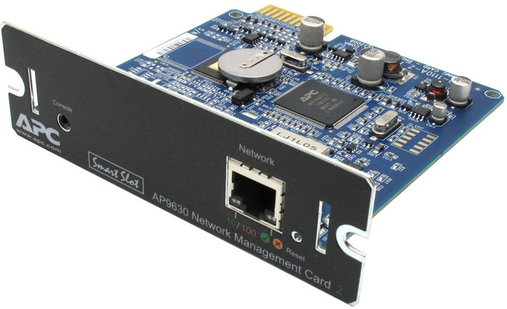 Карта APC UPS Network Management Card 2 AP9630