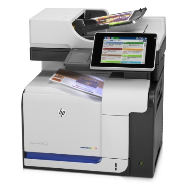 МФУ HP Color LaserJet Enterprise 500 M575dn