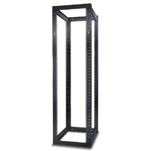 Стойка APC NetShelter 4 Post Open Frame Rack 44U Square Holes