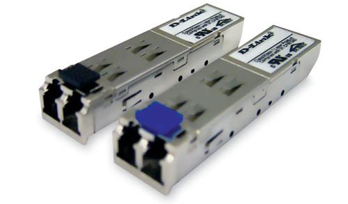 D-Link DEM-315GT, 1-port mini-GBIC ZX Single-mode Fiber Transceiver (80km, 3.3V)