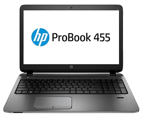 "Ноутбук HP ProBook 455 15.6"", 2.2GHz, 4GB, 500GB,Win8.1(64)+Сумка"