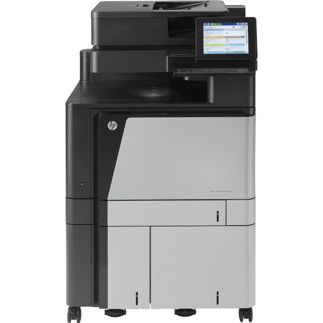 МФУ HP Color LaserJet Enterprise flow M880z+