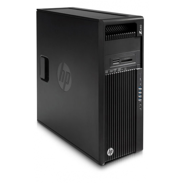 Рабочая станция HP Z440 E5-1620v3, 16GB, 1TB HDD, Win8.1Pro 64 downgrade to Win7Pro 64