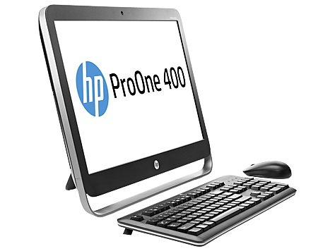 "Моноблок HP ProOne 400 All-in-One 23"", Pentium G3240T, 4GB DDR3,500GB HDD, FreeDOS"
