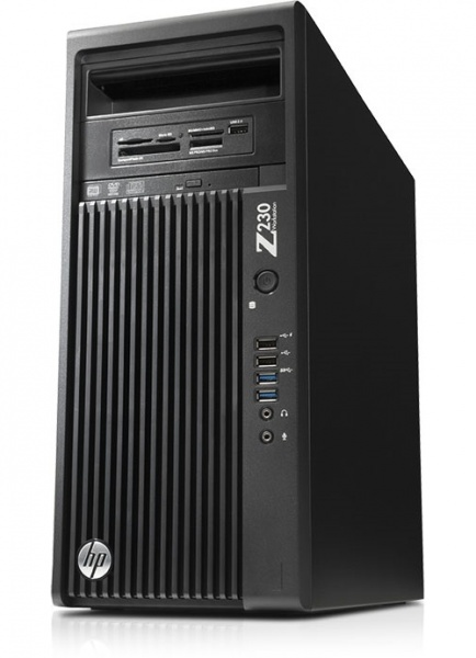 Рабочая станция HP Z230 TW, Core i7-4790, 8GB, 1TB, Nvidia Quadro K420 1GB, Win8.1Pro 64 downgrade to Win7Pro 64
